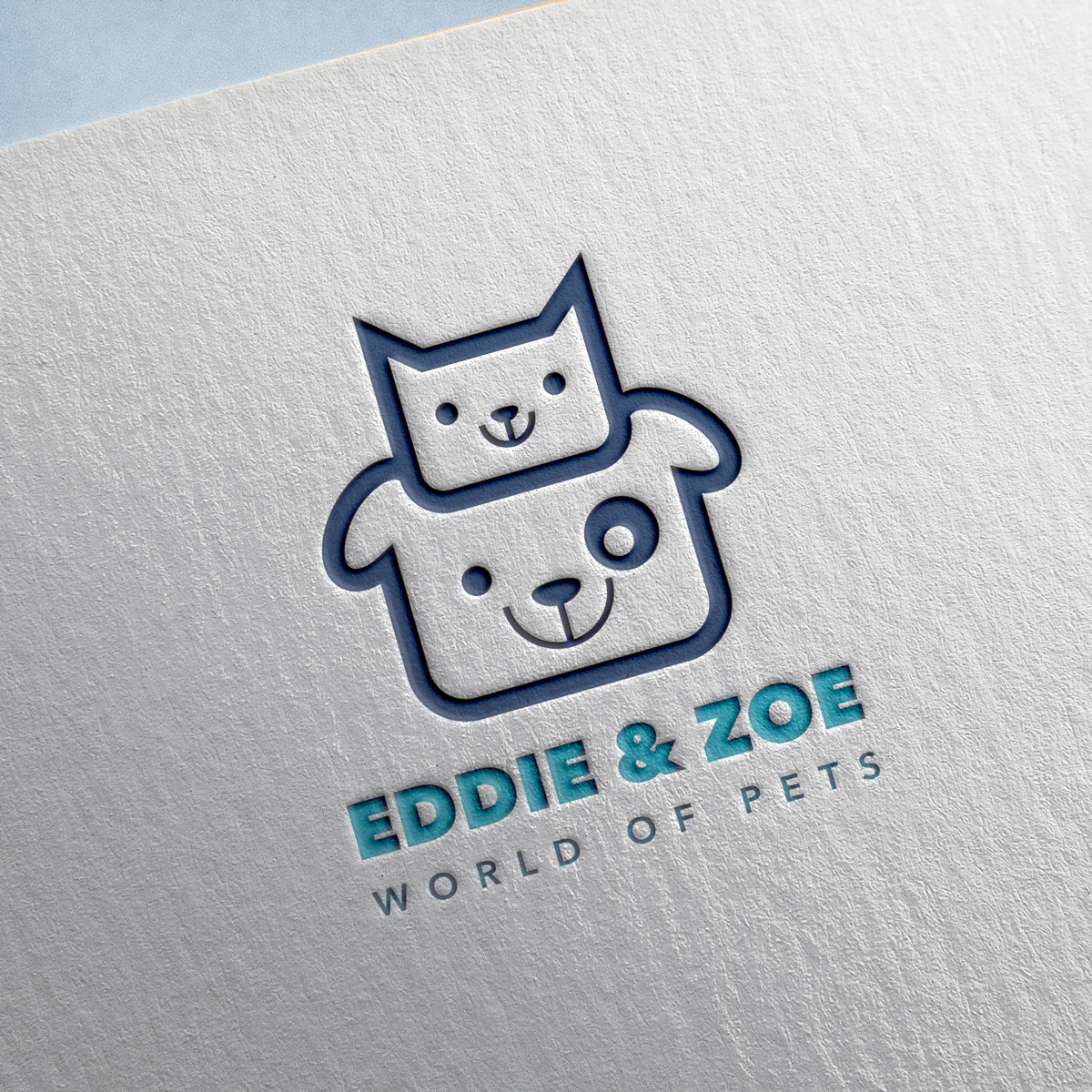 Branding Logo Design Pet Product