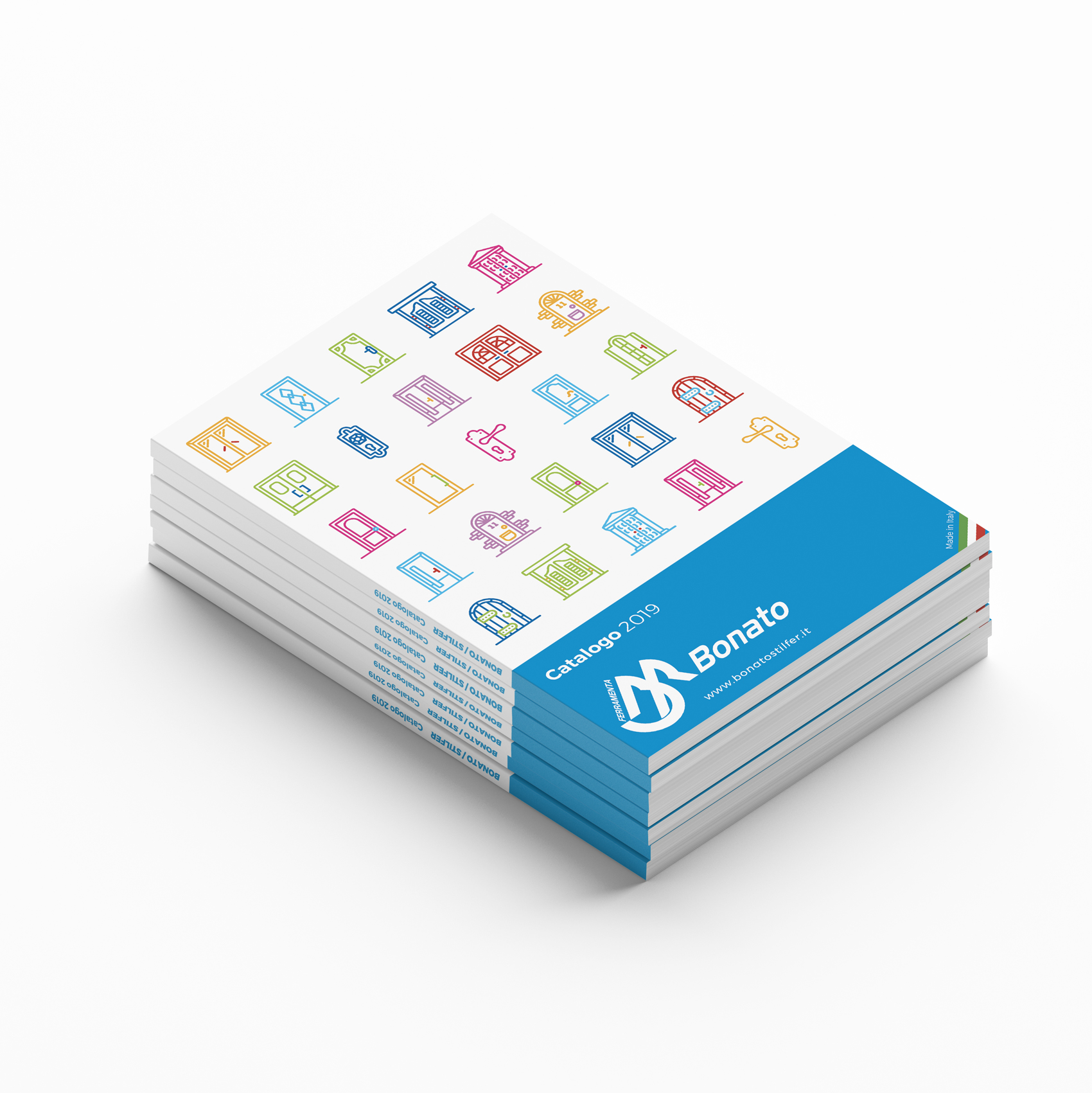 Brochure Catalogo Graphic Design
